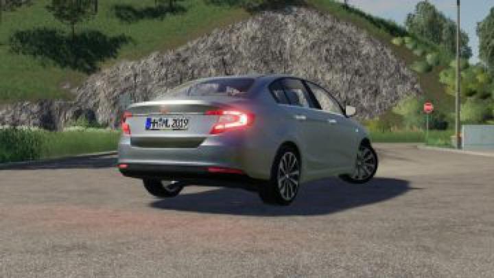 Trending mods today: FS19 Fiat Tipo v0.5