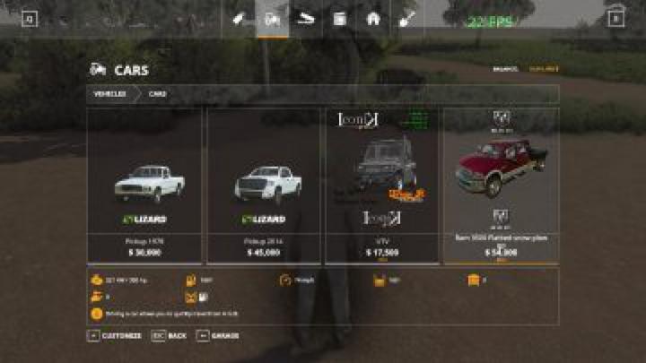 FS19 Ram 3500 snowplow gp edition v1.0 category: cars