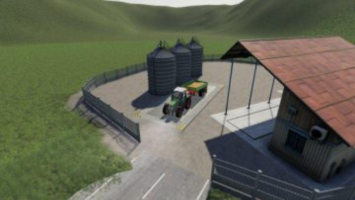 maps FS19 Mini Mapa v1.0.0.0
