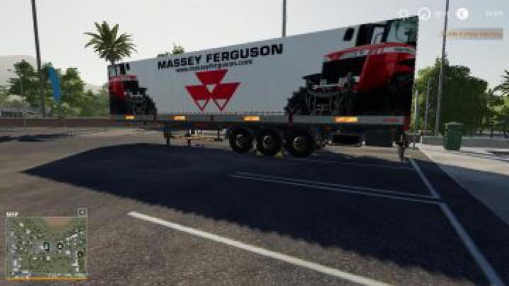 Trending mods today: FS19 MASSEY FERGUSON AUTOLOADER Trailer v1.0