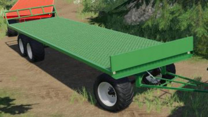 Trending mods today: FS19 Bale Trailers v1.0.0.0