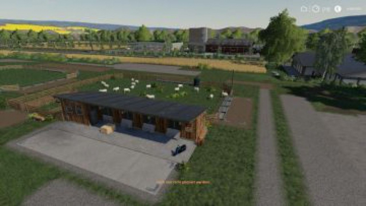 Trending mods today: FS19 Schafstall 2000 – with Animal Pen Extension v1.4.0.0