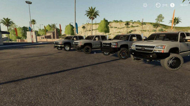 Trending mods today: FS19 06 duramax updated v1.2