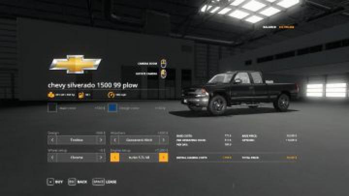 Trending mods today: FS19 Chevy Silverado 1500 plow v1.0