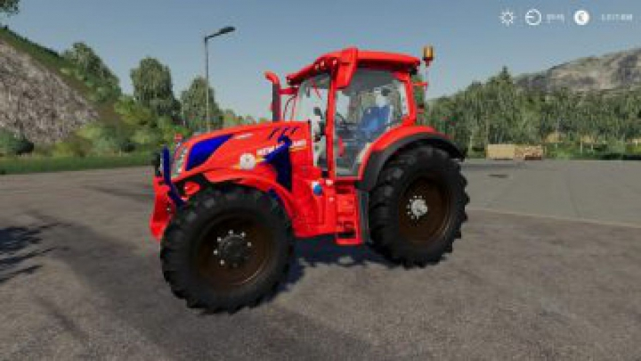 Trending mods today: FS19 New Holland T6 Nerd MP v1.1