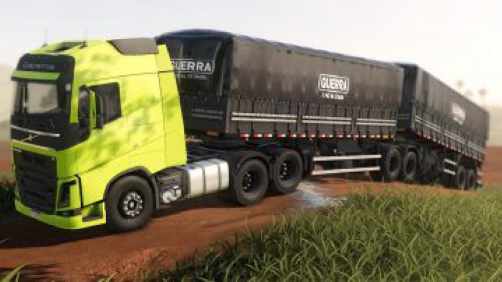 Trending mods today: FS19 PACK CENTRO SUL v4.1