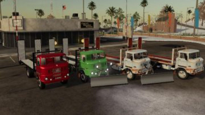 Trending mods today: FS19 IFA W50 Towtruck Update v1.1.0.0