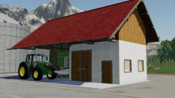 Trending mods today: FS19 Barn With Workshop v1.0.0.0
