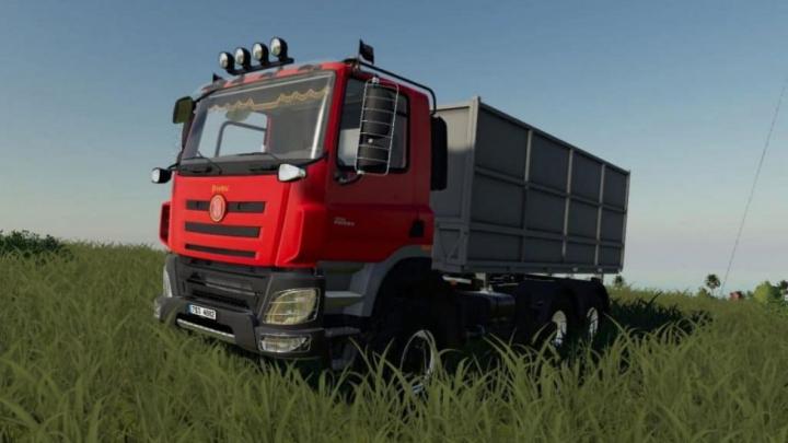 Trending mods today: FS19 Tatra Phoenix Euro 6 v1.0.0.0