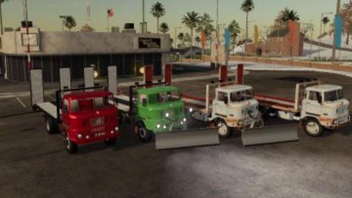 Trending mods today: FS19 IFA W50 Tow Truck Update/Fix v1.1.1.0