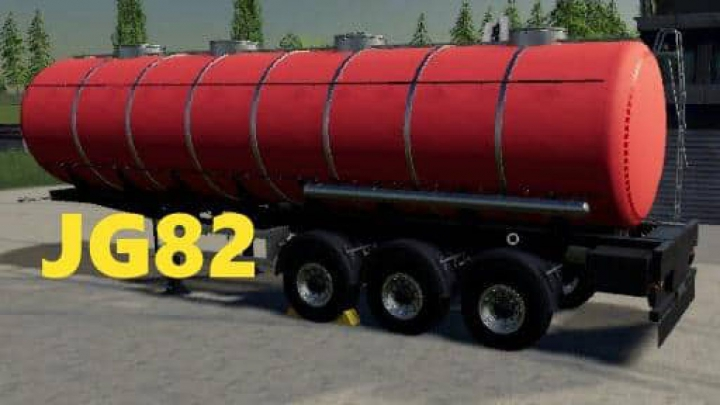 Trending mods today: FS19 Multi Liquid Trailer v1.0