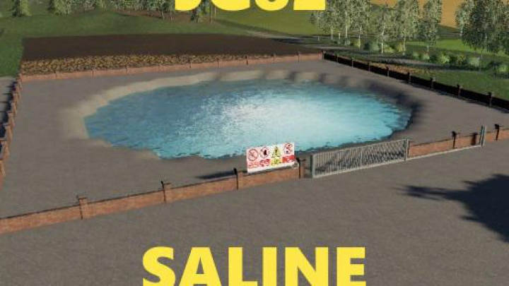 Trending mods today: FS19 Saline v1.0
