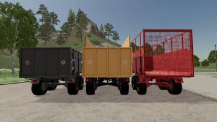 Trending mods today: FS19 2PTS-11 SARMAT v1.0.0.0