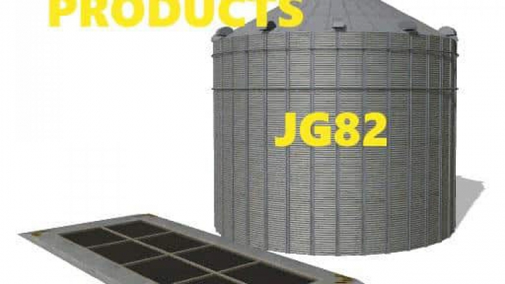 Trending mods today: FS19 Main Silo Multi Products v1.0