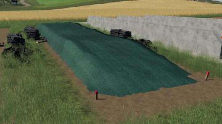 Trending mods today: FS19 Free Land Bunker Silo v1.0.0.0