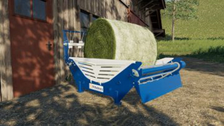 Trending mods today: FS19 FK Machinery AF