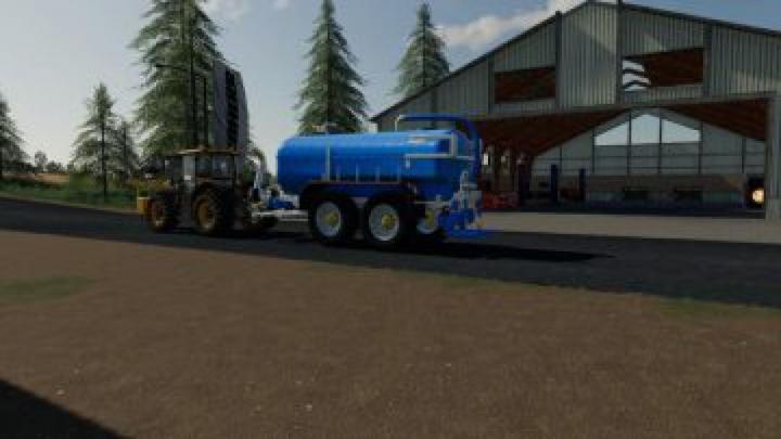 Trending mods today: FS19 Zunhammer milk water trailer v1.0.0.0