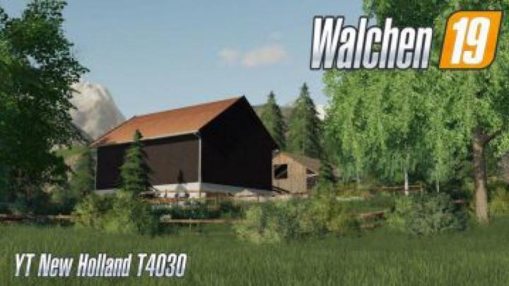 Trending mods today: FS19 Walchen 2K19 v0.9.0.0 Beta