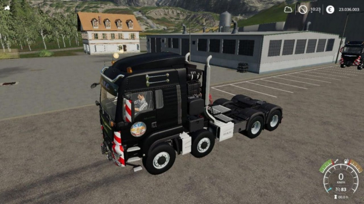 Trending mods today: FS19 MAN Schwerlast Zugmaschine v1.1.0.0