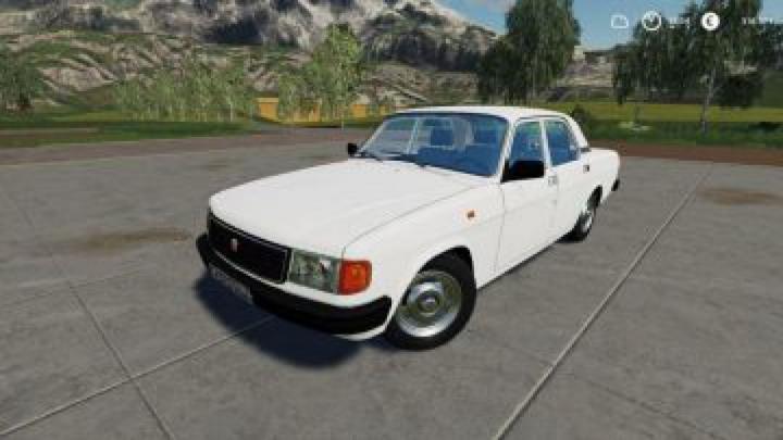 Trending mods today: FS19 VOLGA GAZ 31029 v1.2