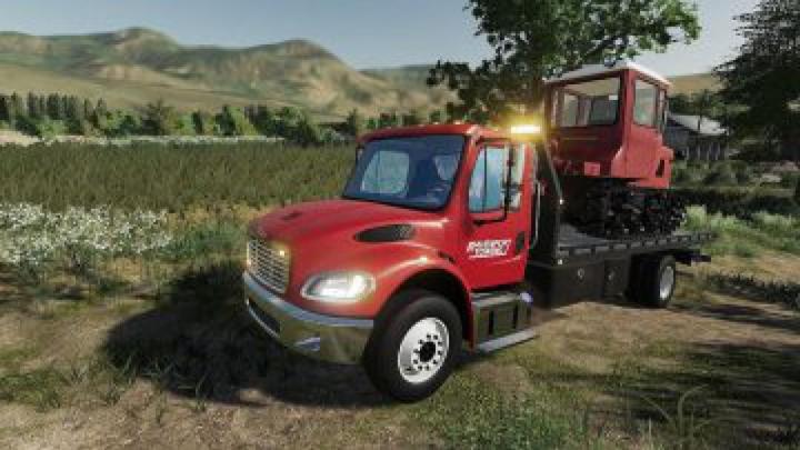 Trending mods today: FS19 WMF Tow Truck Pack v0.0.1