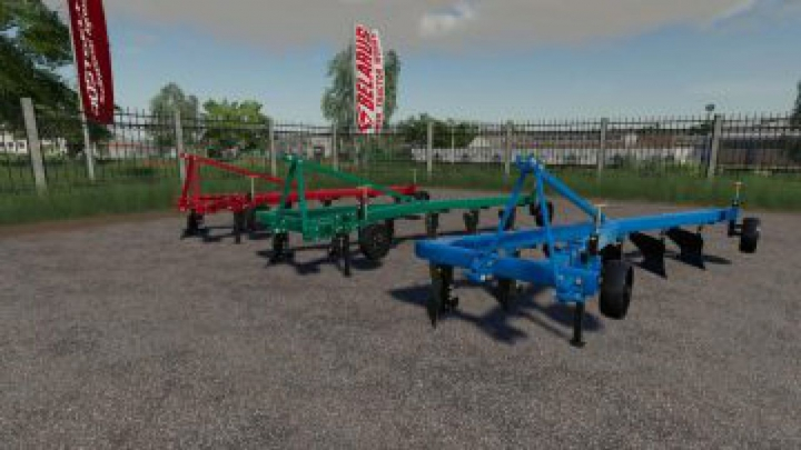 Trending mods today: FS19 PLN 6-35 v1.0.0.2