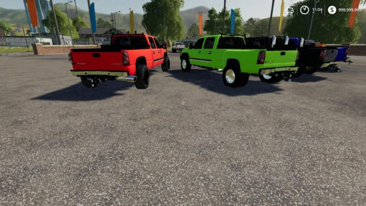 Trending mods today: FS19 06 duramax no stack v1.0