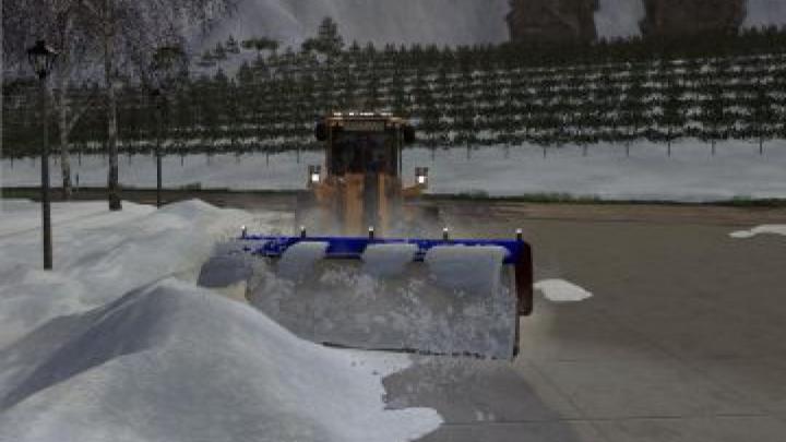 Trending mods today: FS19 SnowPlow wheelloader v1.0