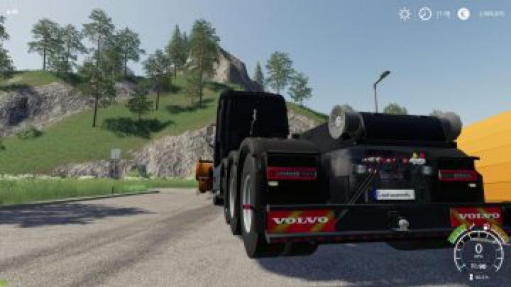 Trending mods today: FS19 Volvo FH16 750IT v2.0