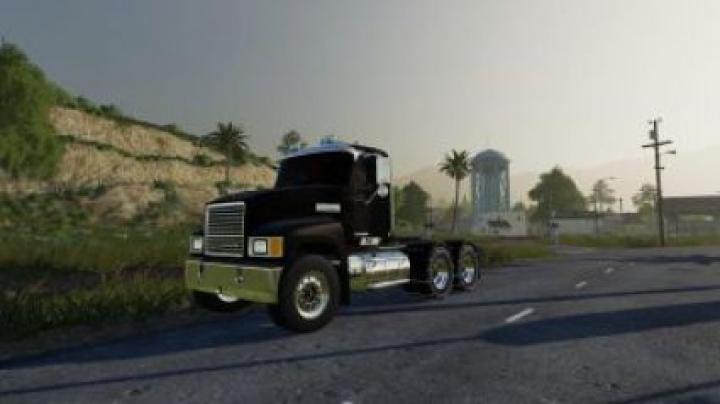 trucks FS19 Mack Pinnacle v1.1.0.0