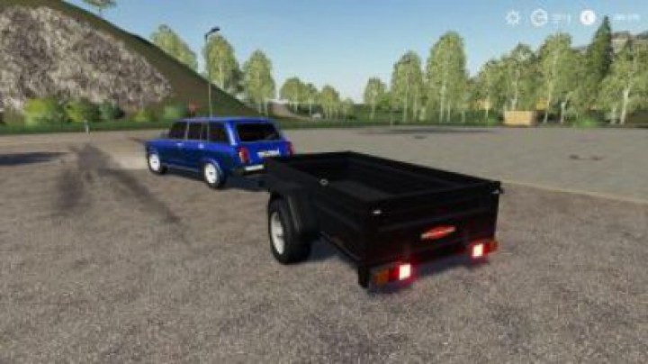 Trending mods today: FS19 LADA 2104 v2.0