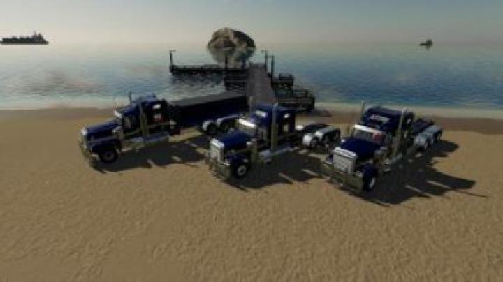 trucks FS19 SX Heavy Pack v1.0.2.0