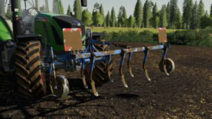 Trending mods today: FS19 Rabe front cultivator v1.0.0.0