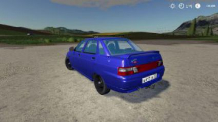Trending mods today: FS19 VAZ 2110 v1.0.0.0