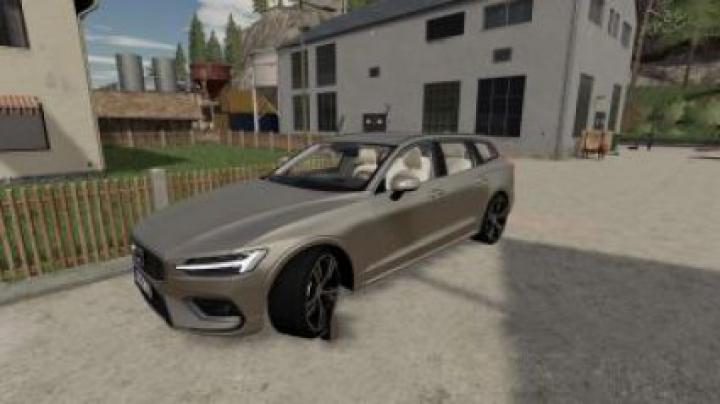 Trending mods today: FS19 Volvo V60 Car v1.2.2