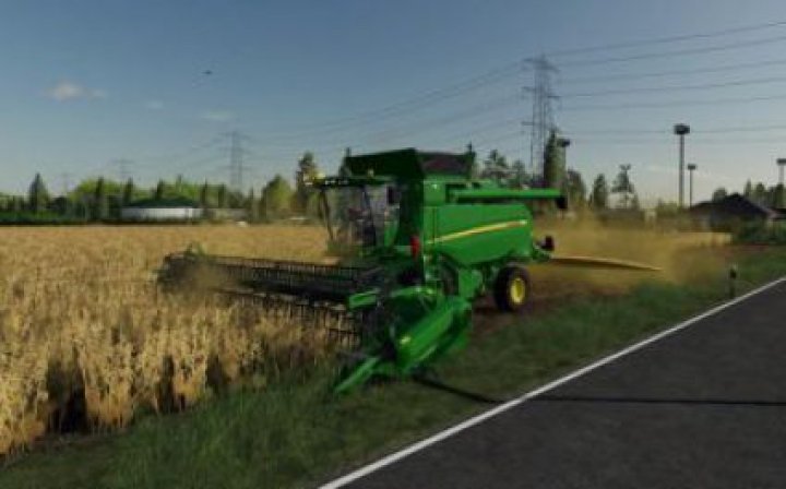 Trending mods today: FS19 North Frisian march v2.5