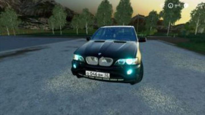 Trending mods today: FS19 BMW X5 E53 v1.0