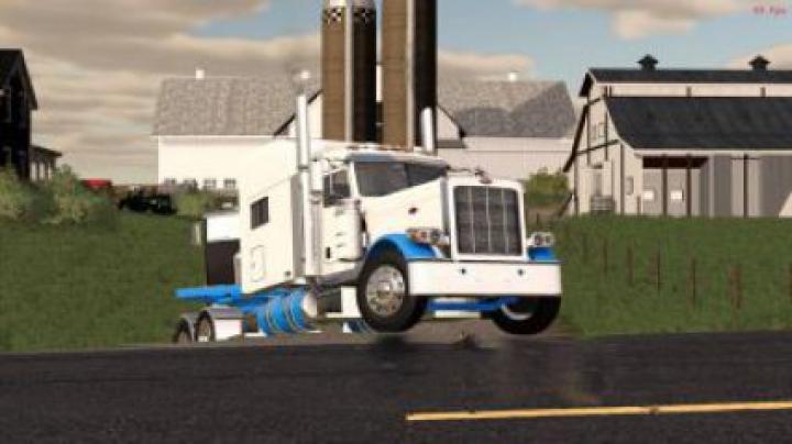 Trending mods today: FS19 Peterbilt 389 2008 Truck v2.0.0.0