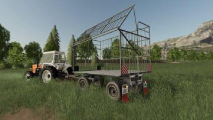 Trending mods today: FS19 HW 60.11 with SA 29 straw construction v1.0.0.0