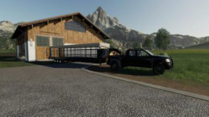 trailers FS19 Lizard Cattleman v1.0.1.0