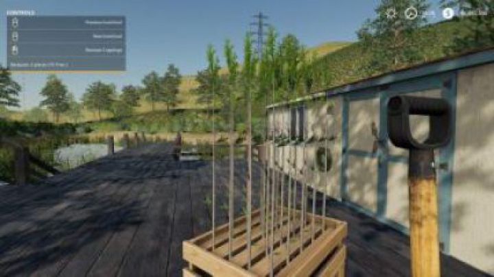 objects FS19 Hand Plant Saplings v1.0.0.0