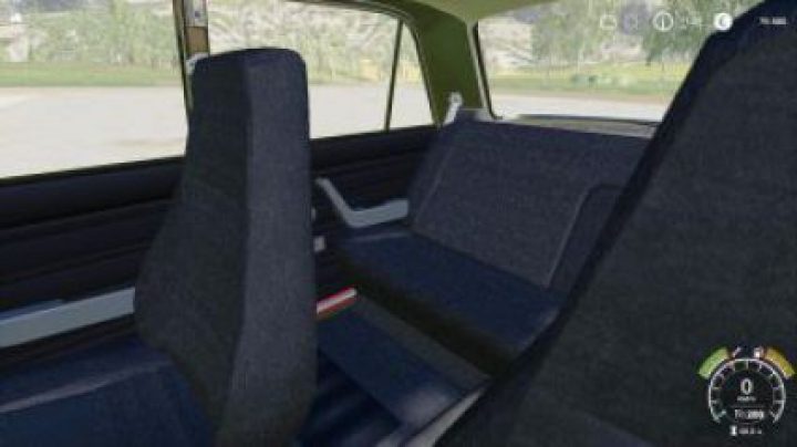 Trending mods today: FS19 VAZ 2107 v1.0