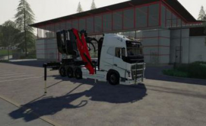 Trending mods today: FS19 FH16 wood Truck