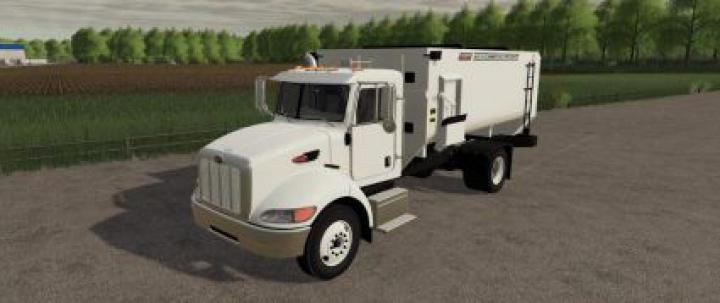 Trending mods today: FS19 Peterbilt Feed Truck v1.0.0.0