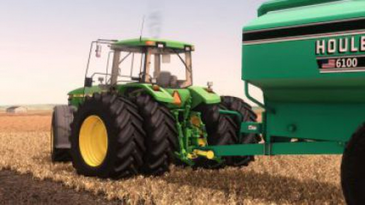 Trending mods today: FS19 JOHN DEERE 8000/8010 SERIES US v1.1