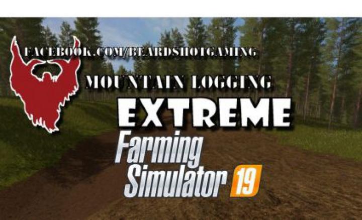Trending mods today: FS19 Mountain Logging Extreme v1.1.0.0