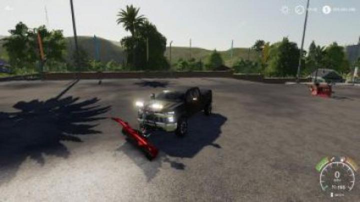 Trending mods today: FS19 2020 Chevy plow truck v1.0