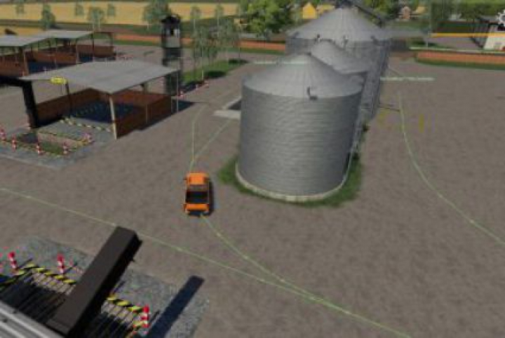 other FS19 AutoDrive Courses for Multimap2019 v2.2.1