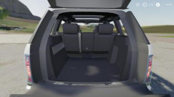 Trending mods today: FS19 Range Rover Vogue 2014 v1.0