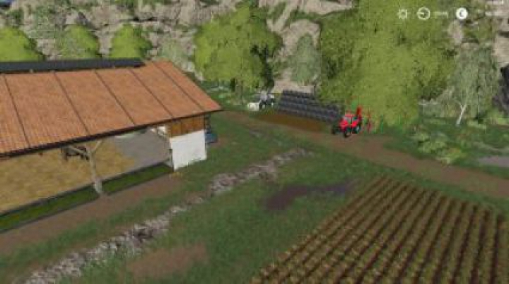Trending mods today: FS19 MINIBRUNN edited with animals